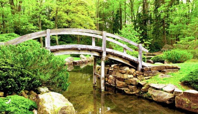 pont ruisseau