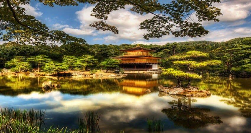 pavillon kyoto